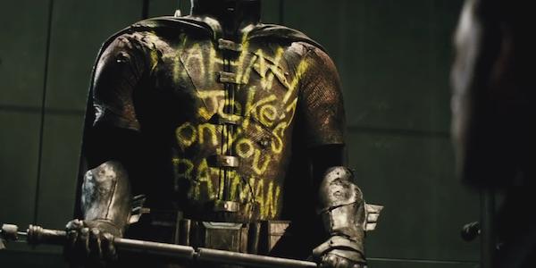 batman killing robin death
